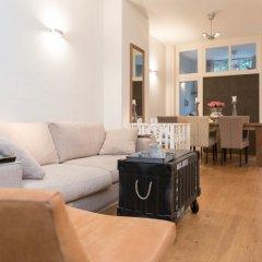 Отель Oud-West Area Apartments Нидерланды, Амстердам - отзывы, цены и фото номеров - забронировать отель Oud-West Area Apartments онлайн комната для гостей фото 5