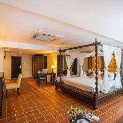 Отель Aonang Princeville Villa Resort and Spa комната для гостей фото 4