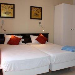 Отель Atlantis Lodge Мальта, Зеббудж - отзывы, цены и фото номеров - забронировать отель Atlantis Lodge онлайн комната для гостей фото 3