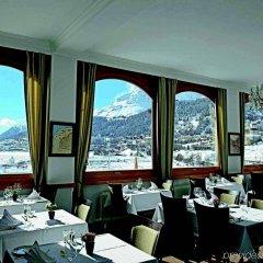 Отель Waldhaus am See Швейцария, Санкт-Мориц - отзывы, цены и фото номеров - забронировать отель Waldhaus am See онлайн питание фото 2