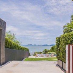 Отель Baan Plai Haad Beachfront Condominium Паттайя