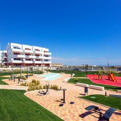 Апартаменты Apartment With 3 Bedrooms in Orihuela, With Wonderful sea View, Pool A развлечения