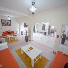 Отель Riad Amlal Марокко, Уарзазат - отзывы, цены и фото номеров - забронировать отель Riad Amlal онлайн комната для гостей фото 5