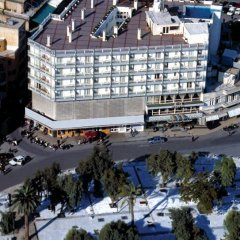 Capsis Astoria Heraklion Hotel парковка
