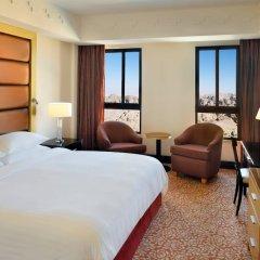 Отель Petra Marriott Hotel Иордания, Вади-Муса - отзывы, цены и фото номеров - забронировать отель Petra Marriott Hotel онлайн комната для гостей фото 3