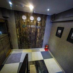 Отель Samsung Bed Station интерьер отеля фото 3