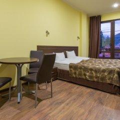 Гостиница Bridge Mountain Красная Поляна комната для гостей фото 3