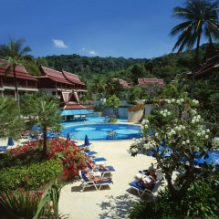 Отель Krabi Thai Village Resort бассейн фото 3