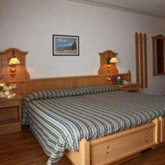 Hotel Posta Форни-ди-Сопра комната для гостей фото 4