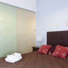 Отель Alcam Lerida Барселона комната для гостей фото 4