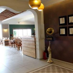 Parlak Resort Hotel интерьер отеля