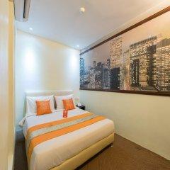 Отель OYO 126 Rae Hotel Малайзия, Куала-Лумпур - отзывы, цены и фото номеров - забронировать отель OYO 126 Rae Hotel онлайн комната для гостей фото 2