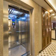 Отель Mien Suites Istanbul интерьер отеля