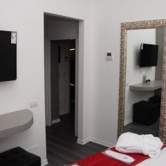 Отель Borgofico Relais & Wellness удобства в номере
