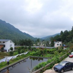 Отель Jinggangshan Shihui Farmstay парковка
