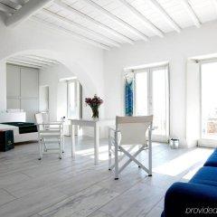 Отель Olia Hotel Греция, Турлос - 1 отзыв об отеле, цены и фото номеров - забронировать отель Olia Hotel онлайн комната для гостей фото 2