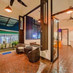 Отель Anchan Private Pool Villas интерьер отеля фото 3
