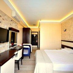Camyuva Beach Hotel сейф в номере