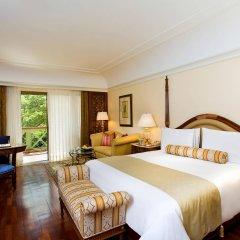 Отель The Leela Palace Bangalore комната для гостей фото 2