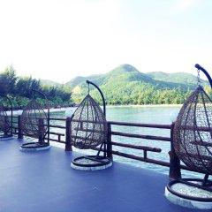 Отель Diamond Bay Resort & Spa балкон