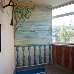 Апартаменты Apartments Ieropolis балкон