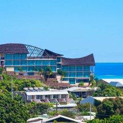 Отель Tahiti Airport Motel пляж
