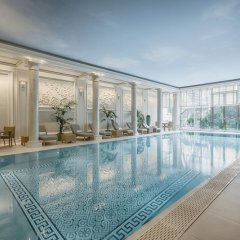 Shangri-La Hotel Paris бассейн фото 3