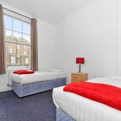 Отель Access Bloomsbury Великобритания, Лондон - отзывы, цены и фото номеров - забронировать отель Access Bloomsbury онлайн комната для гостей фото 4