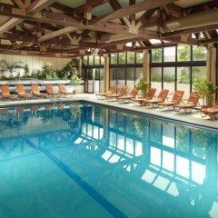 Отель Chicago Marriott Oak Brook бассейн