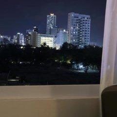Отель Thu Hien Hotel Вьетнам, Нячанг - отзывы, цены и фото номеров - забронировать отель Thu Hien Hotel онлайн балкон