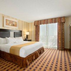 Отель Embassy Suites Minneapolis - Airport Блумингтон комната для гостей фото 5