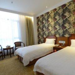 Отель Sea View Garden Hotel Xiamen Китай, Сямынь - отзывы, цены и фото номеров - забронировать отель Sea View Garden Hotel Xiamen онлайн комната для гостей фото 3