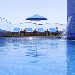 Отель Samaya Hotel Deira ОАЭ, Дубай - отзывы, цены и фото номеров - забронировать отель Samaya Hotel Deira онлайн бассейн фото 3