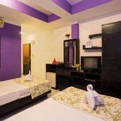 Long Beach Hotel Patong комната для гостей фото 4