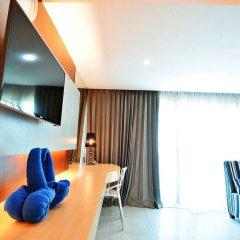 Отель Golden Dragon Beach Pattaya Таиланд, Бангламунг - отзывы, цены и фото номеров - забронировать отель Golden Dragon Beach Pattaya онлайн комната для гостей фото 4