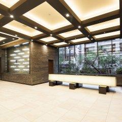 Отель MYSTAYS PREMIER Akasaka Япония, Токио - отзывы, цены и фото номеров - забронировать отель MYSTAYS PREMIER Akasaka онлайн интерьер отеля фото 3