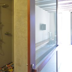 Отель Villa Phra Sumen Bangkok Таиланд, Бангкок - отзывы, цены и фото номеров - забронировать отель Villa Phra Sumen Bangkok онлайн ванная фото 2