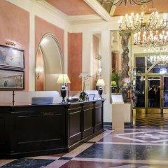 Отель Eurostars Centrale Palace Италия, Палермо - 1 отзыв об отеле, цены и фото номеров - забронировать отель Eurostars Centrale Palace онлайн интерьер отеля