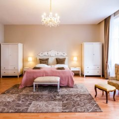 Апартаменты ElegantVienna Apartments Вена комната для гостей фото 2