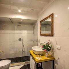Отель Little Queen Pantheon Residence Италия, Рим - отзывы, цены и фото номеров - забронировать отель Little Queen Pantheon Residence онлайн ванная фото 2