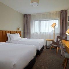 Отель Four Points by Sheraton Warsaw Mokotow комната для гостей