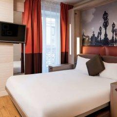 Отель Aparthotel Adagio Paris Opéra сейф в номере