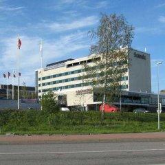 Отель Scandic Espoo Эспоо парковка