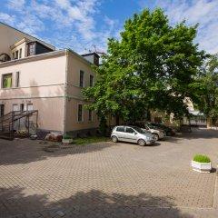 Гостиница Ecotelmoscow парковка