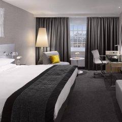 Radisson Blu Hotel, Edinburgh City Centre Эдинбург комната для гостей фото 2