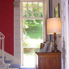 Отель Château De Beaulieu Сомюр балкон