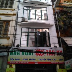 SPOT ON 818 Tan Ky Hotel Ханой вид на фасад