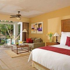Отель Secrets Aura Cozumel - All Inclusive комната для гостей фото 5