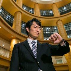 Отель Hyatt Regency Fukuoka Хаката интерьер отеля фото 3