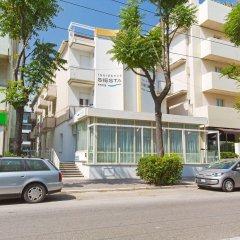 Отель Residence Siesta Римини парковка